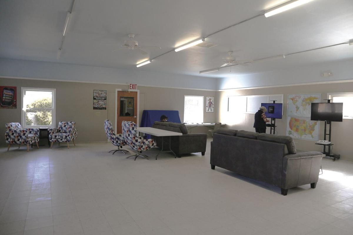 teen outreach center in Fryeburg, Maine
