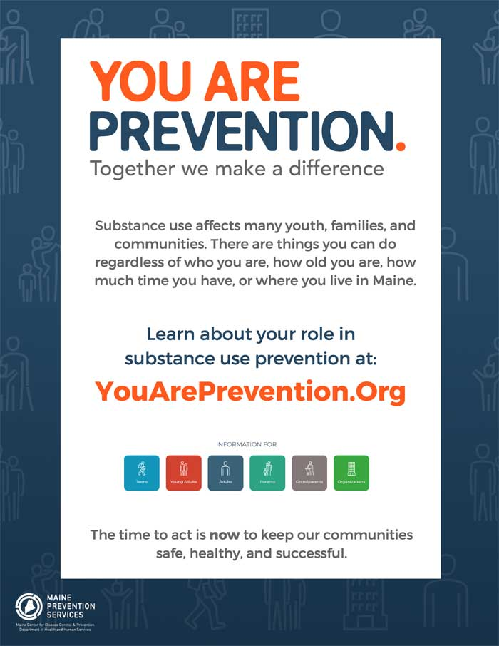 You Are Prevention